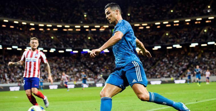 Football Leaks: Ronaldo krijgt minimaal 162 miljoen voor 10-jarig sponsorcontract