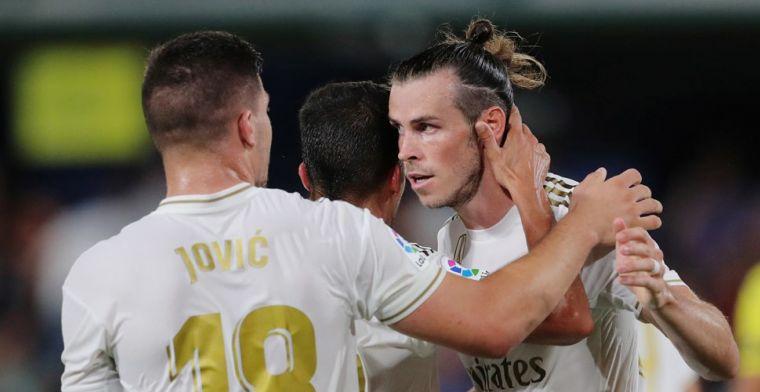 Bale is scherp voor Real Madrid: 'Ik ben aangewezen als zondebok'