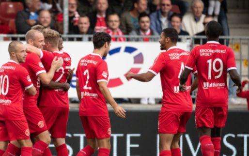 Afbeelding: Clubrecord voor Almere City na winst op FC Volendam, eerste zege Roda JC