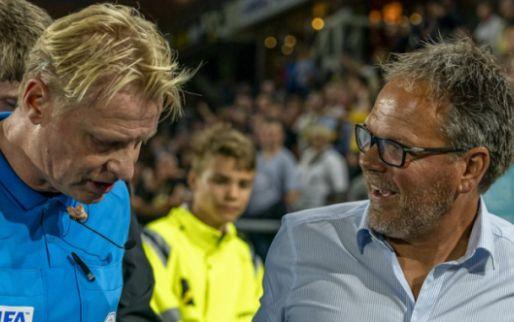 Afbeelding: De Jong over complimenten van 'toptrainer' Jonker: 'Mooi dat hij het herkent'