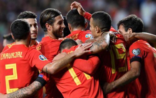 Afbeelding: Spanje en Italië kunnen EK-tickets bijna boeken, Van 't Schip lijkt klaar