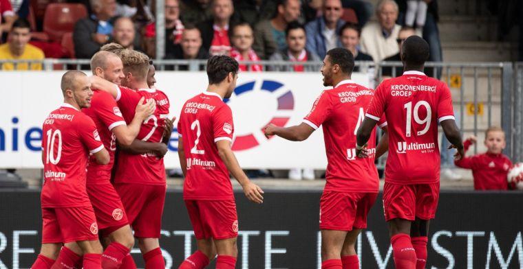 Clubrecord voor Almere City na winst op FC Volendam, eerste zege Roda JC