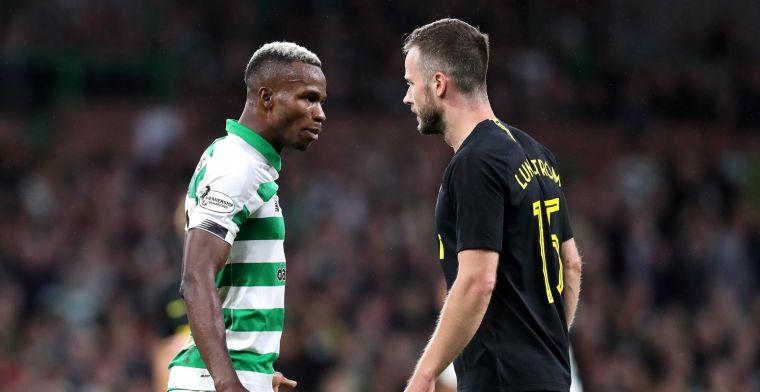 Bolingoli maakt indruk bij Celtic: Het begin was niet gemakkelijk