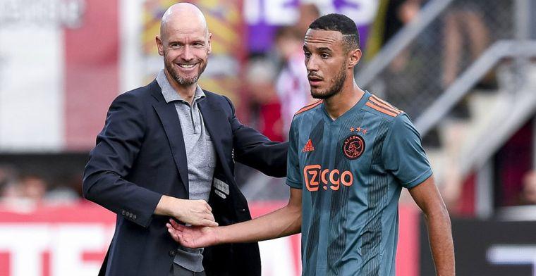 Slecht nieuws uit Marokko voor Ajax: Mazraoui lijkt voorlopig buitenspel te staan