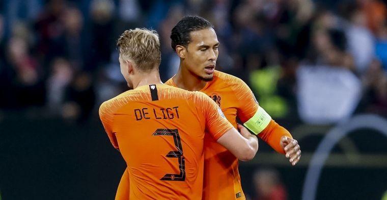 'Groot nieuws uit Liverpool: Van Dijk tekent enorm verbeterd, zesjarig contract'