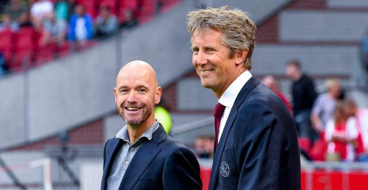 'Exclusiefje' in Daily Mirror: 'United maakt nu écht werk van komst Van der Sar'