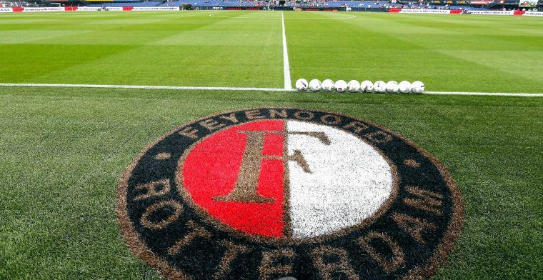 Feyenoord-straf verplaatst: volledig vak blijft leeg tijdens ontmoeting met ADO