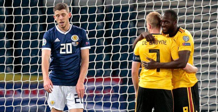 Vijf conclusies na Schotland – België: de grote C en de machtige KDB