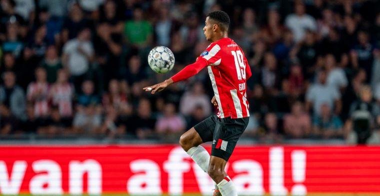 'Hij twijfelde geen moment om bij PSV te blijven, doorbreken is het grote doel'