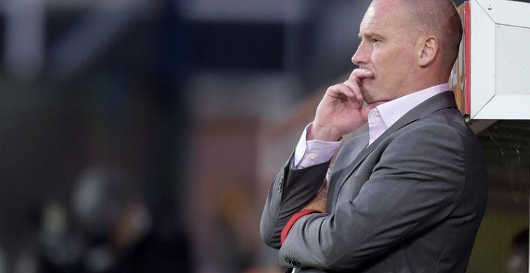 'KV Mechelen zit rond de tafel met opvolger van Vanderbiest'