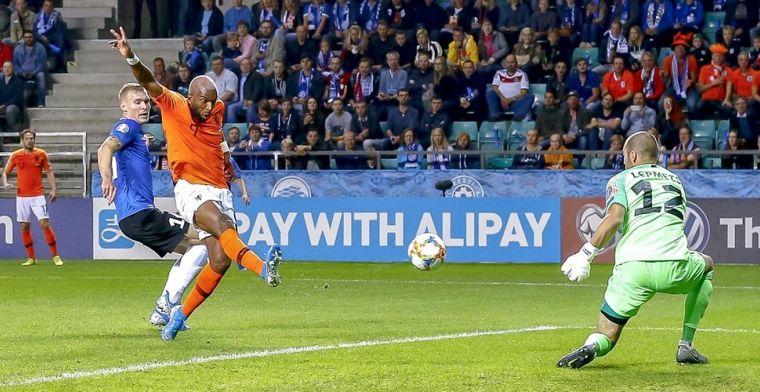 LIVE: Oranje wint met 0-4 in Estland (gesloten)