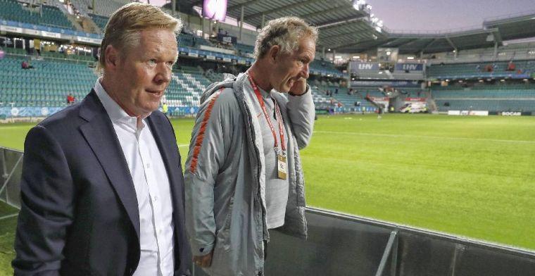 Koeman: 'Babel heeft best een rare move gemaakt met een aantal clubs'