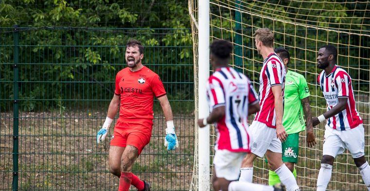 Willem II zwaait fitte Velthuizen per direct uit: 'Het ga je goed, Piet!'