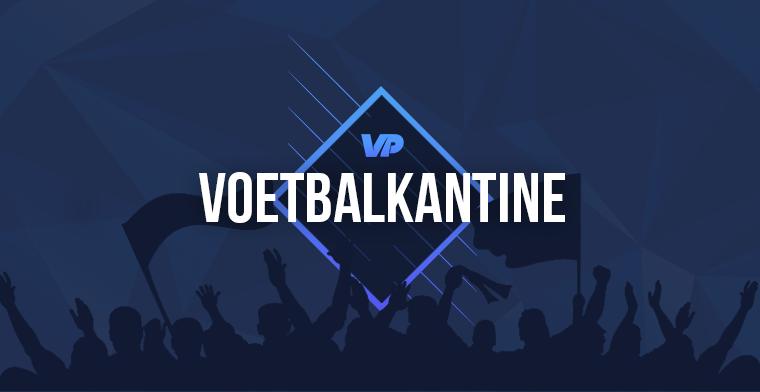 VP-voetbalkantine: 'Oranje wint vanavond met twee vingers in de neus van Estland'