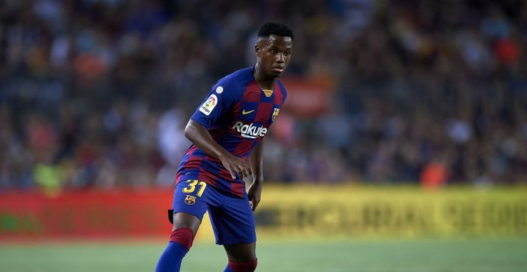 Barça-toptalent Fati hakt razendsnel knoop door over interlandcarrière