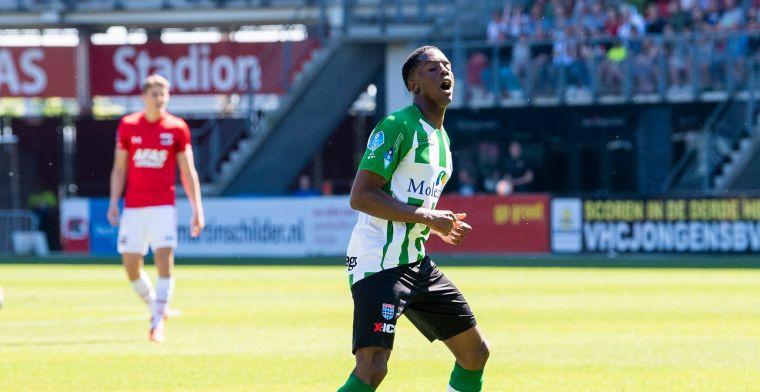 'FC Twente slaat toe en strikt Menig: maandag keuring, tweejarig contract'
