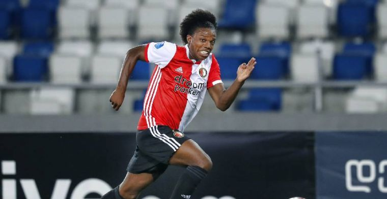 Malacia traint 'gewoon' mee bij Feyenoord: 'Zal Van de Looi niet blij mee zijn'
