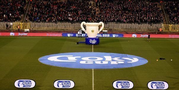 Beloften van Club Brugge kloppen Zulte Waregem in beker, Gent in extremis