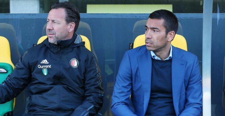 'Fraaie stap Van Bronckhorst: oud-Feyenoord-trainer aan de slag bij City'