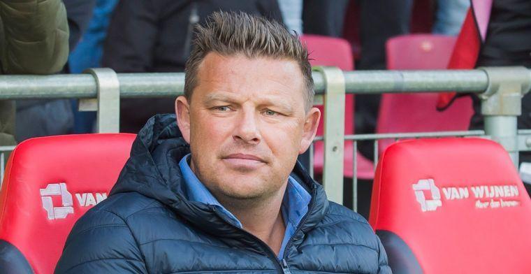 Stegeman houdt 'indrukwekkend verhaal' en krijgt tweede kans van PEC Zwolle