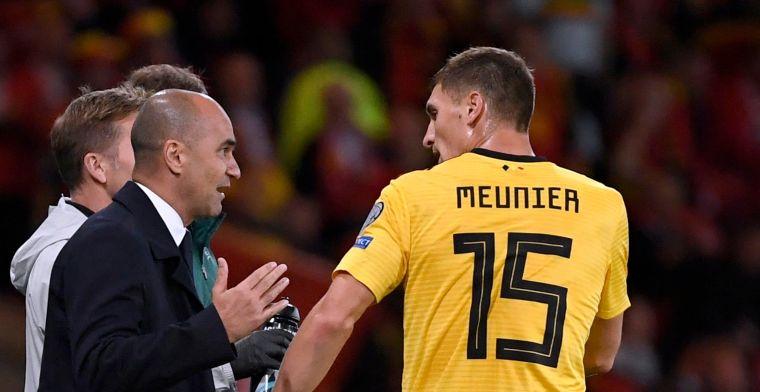 Martinez laat Verschaeren debuteren: Het lijkt alsof hij al jaren meedraait