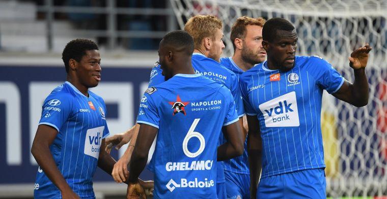 KAA Gent mag dromen van meer: 'Ze zijn in elke linie versterkt'