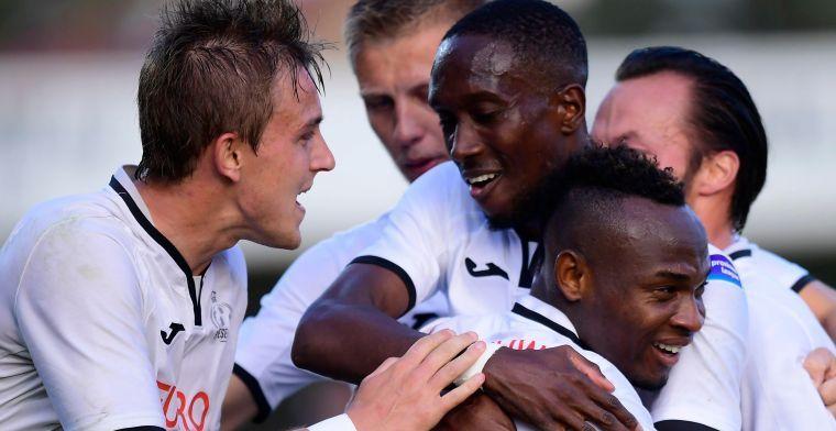 'Rekening van 21.000 euro in horecazaak kost Belgische club de kop: faillissement'