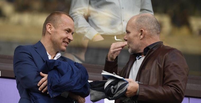 'Anderlecht-icoon Crasson (47) gaat opnieuw als trainer aan de slag'