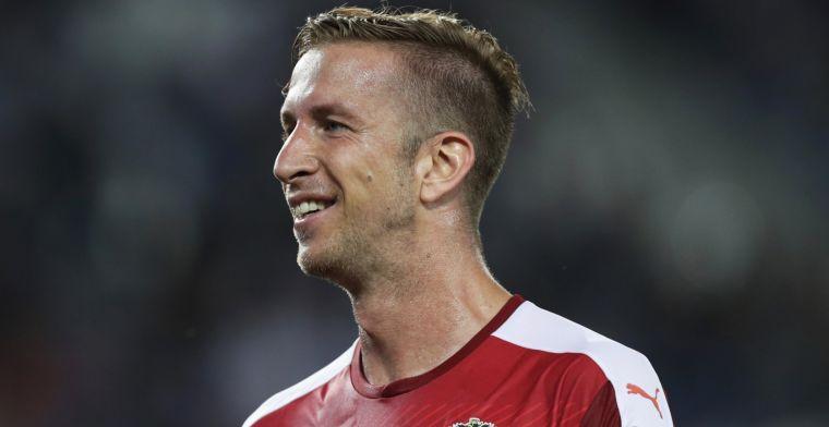 'Ik zal het gevoel na mijn winnende goal in de finale tegen Ajax nooit vergeten'