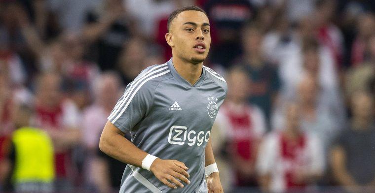 'Tevreden Ajax wil Dest belonen en doet voorstel voor nieuw contract'