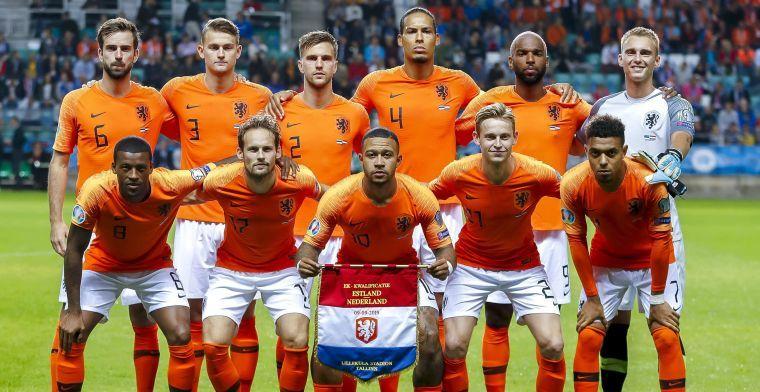 De Mos ziet ruimte voor Oranje-verbetering: 'Dat is een speler van wereldklasse'