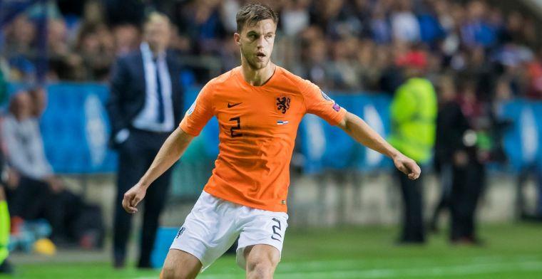 Veltman reageert op Derksen: 'Bijna tegen Dennis Bergkamp aan, volgens mij'