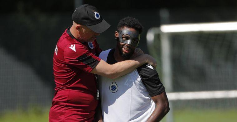 Dennis moet wachten op debuut voor Nigeria, speeltijd voor ex-Gentenaren