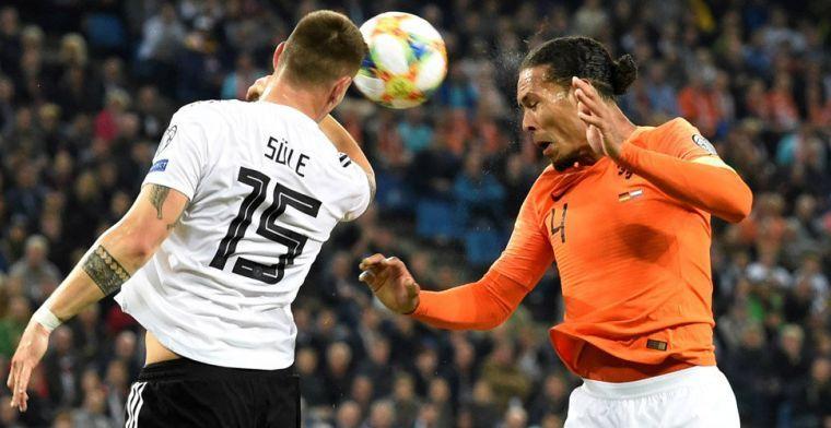Ramos hoopt op Van Dijk: 'Lang geleden dat verdediger die prijs won'