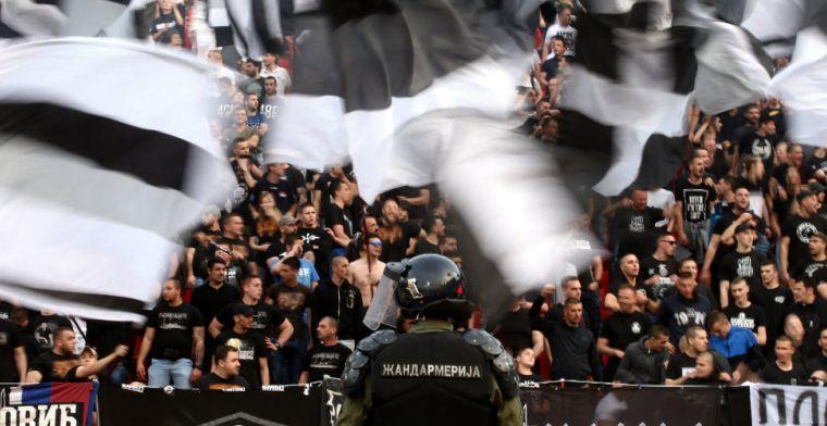 AZ-supporters niet welkom in stadion Partizan Belgrado: UEFA handhaaft straf