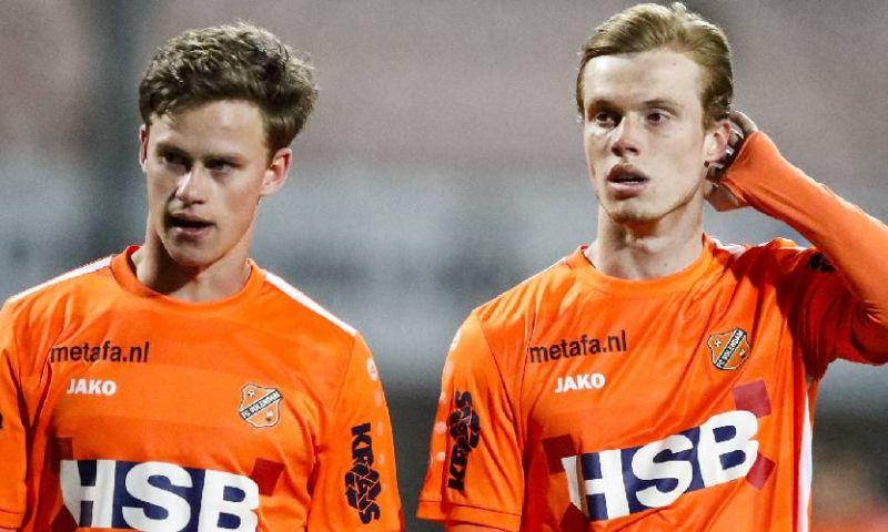 Afbeelding: Oud-talent AZ en PSV nu in Tweede Divisie: 'Dacht dat ik nog naar profclub kon'
