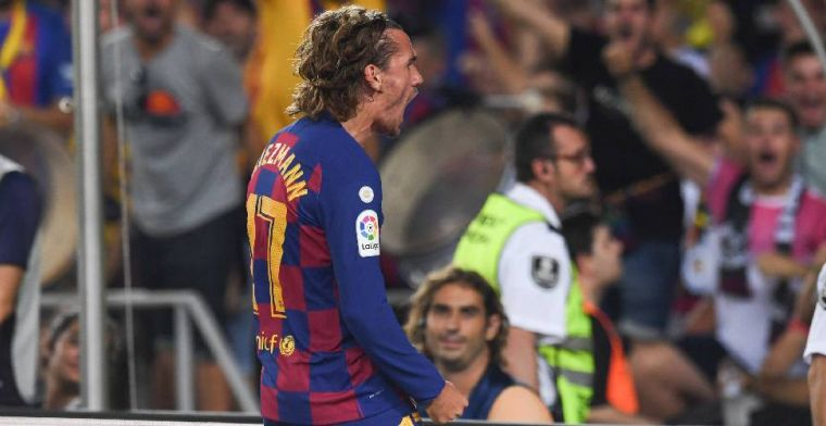 'Griezmann heeft minder aanpassingstijd nodig bij Barcelona door Mario Kart 8'