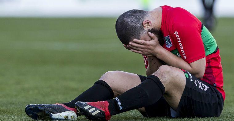 Merkwaardige sollicitatie bij Feyenoord ontkend: 'Het is fake, ik ben gehackt'