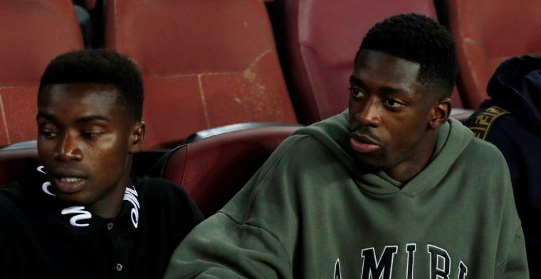 Boateng doet boekje open over 'jongetje' Dembélé: 'Het is gewoon een klein kind'