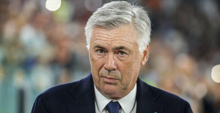 'Verbijsterde' Ancelotti haalt snoeihard uit: 'Onprofessioneel, ik ben sprakeloos'