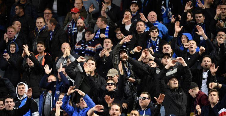 Club Brugge ziet Champions League-tickets de deur uitvliegen