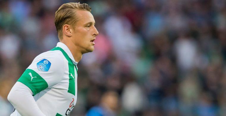 'FC Groningen heeft nu een huurling van Ajax die niet scoort, mopperen de fans'