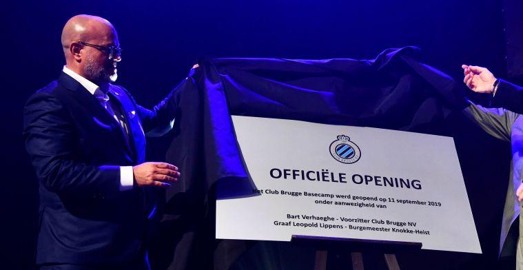 """Verhaeghe van Club Brugge straalt bij presentatie: """"Dit is een mijlpaal"""""""