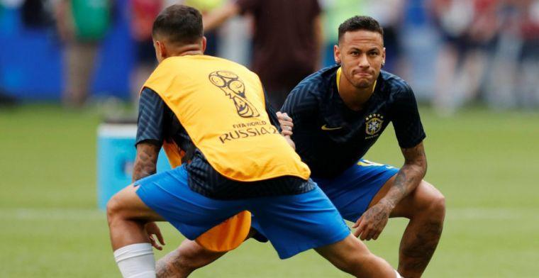 Neymar senior blaast transfer nieuw leven in: Onderhandelingen zijn niet voorbij