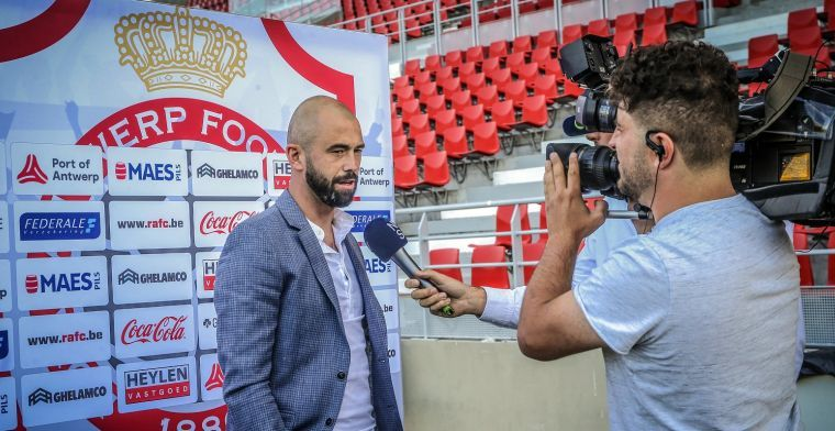 Mirallas op schot voor Antwerp in oefenmatch, Defour debuteert