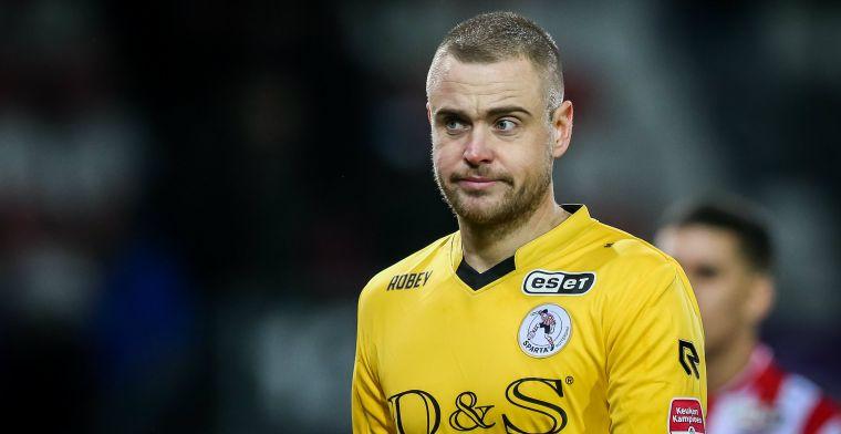 Willem II onderhandelt met clubloze keeper met 52 Eredivisie-duels in de benen