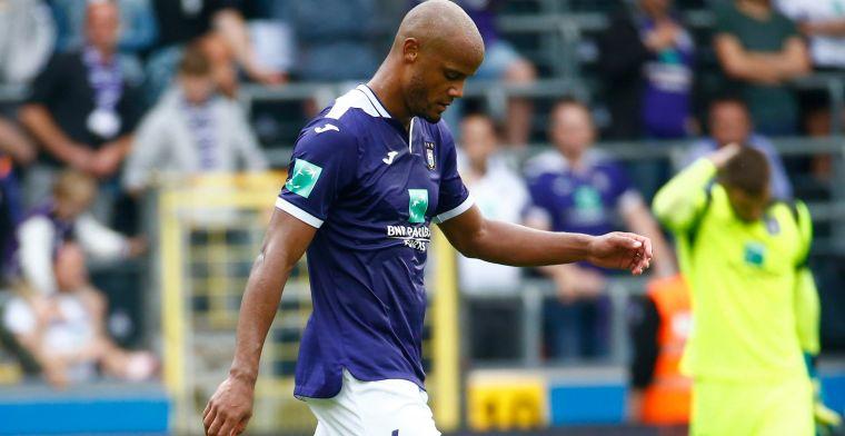 Kompany leidt Anderlecht-troepen rond bij City: 'Where he made history!'