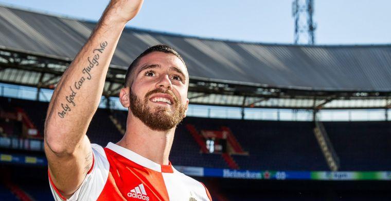 Snel Feyenoord-debuut voor topaankoop: 'Men verwacht dat hij een revelatie wordt'