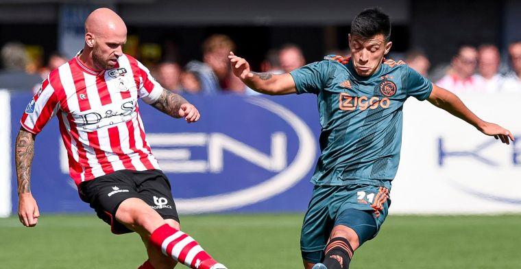 Lerby verzekert: 'Als Ajax echt wil, kunnen ze Martínez in Amsterdam houden'