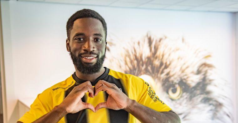 Man van 3,5 miljoen meldt zich bij Vitesse: Hoop hier geschiedenis te schrijven